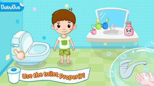 Baby Panda's Potty Training - Toilet Time 8.48.00.01 screenshots 1