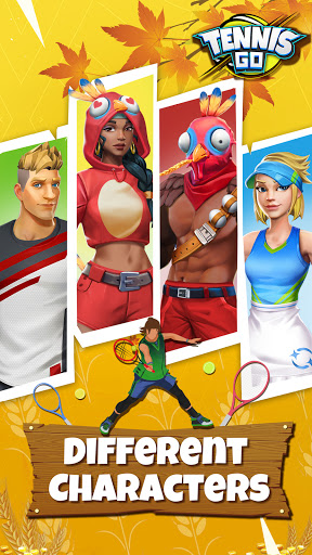 Tennis Go : World Tour 3D 0.11.2 screenshots 2