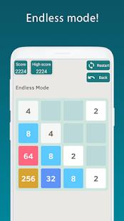 Puzzle game - 2048