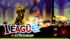 screenshot of League of Stickman - Best action game(Dreamsky)