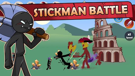 Stickman War Legend of Stick apkpoly screenshots 3