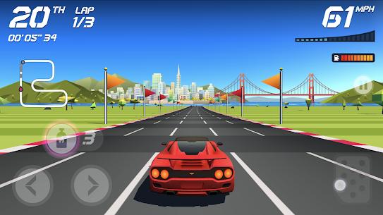 Horizon Chase – Thrilling Arcade MOD APK 1.9.29 (Unlimited Money, Unlocked) 7