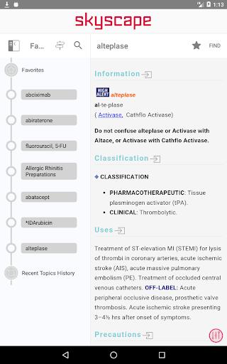 Saunders Nursing Drug Handbook 2021  Screenshots 21