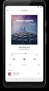 TimberX Music Player 1.9 Apk 2