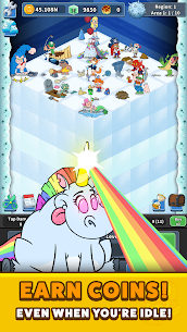 Tap Tap Dig 2: Idle Mine Sim Mod Apk 0.5.0 (Money/Gems is Increasing) 4