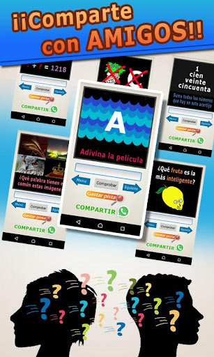 Resuelve Acertijos - adivinanzas y rompecabezas screenshots 12