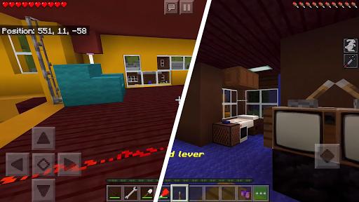 Neighbor alpha map for Minecraft PE android2mod screenshots 3