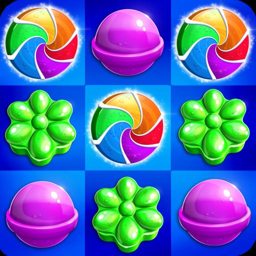 Lollipop Rush Match 3