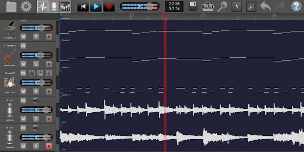 Recording Studio Pro Plus 7.0.2 Screenshots 1