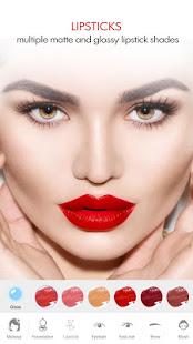 Makeup Beauty Camera & Face Makeover Photo Editor