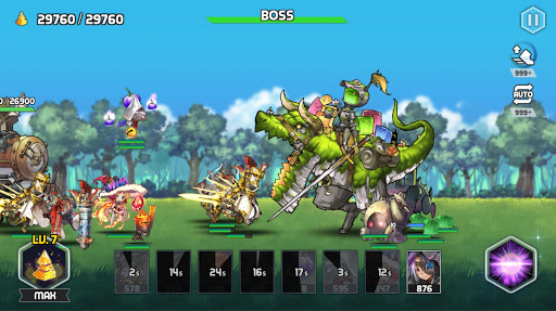 Elroi : Defense War 1.07.03 screenshots 24