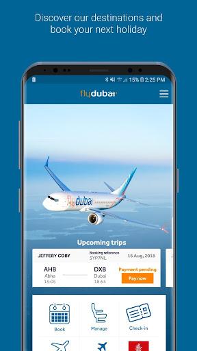 flydubai  Screenshots 1