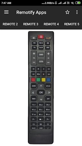 Dish TV Remote Control apktram screenshots 4