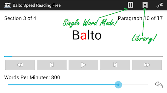 Balto Speed Reading Free For Pc – Windows And Mac – [free Download In 2020] 5