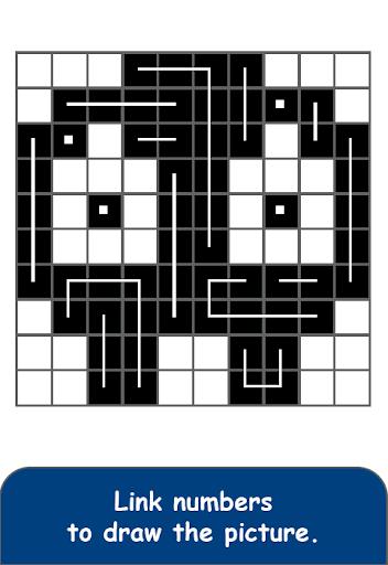 FCross Link-A-Pix puzzles 252 screenshots 4