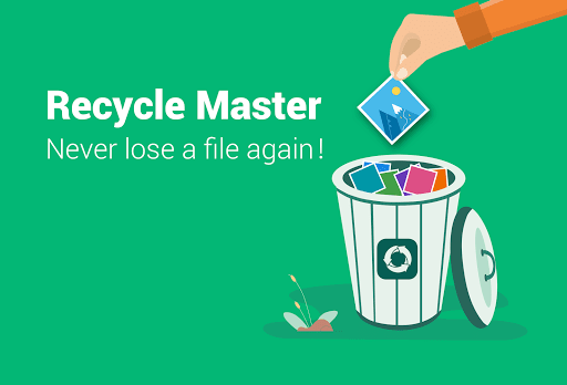 RecycleMaster: RecycleBin, File Recovery, Undelete  Screenshots 1