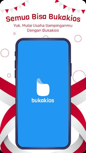 BukaKios - Agen Pulsa Termurah & Terlengkap 1.6 Screenshots 1