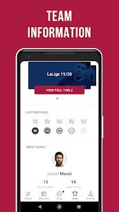 Barcelona Live: Unofficial App for football fans 5