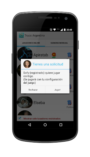 Argentinean truco 5.9 screenshots 8