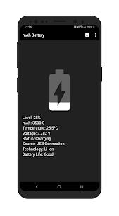mAh Battery Pro APK 3