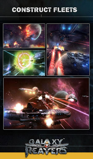 Galaxy Reavers - Starships RTS apkmr screenshots 21