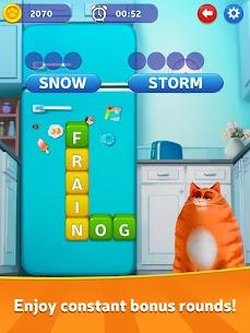 Kitty Scramble MOD APK: Word Stacks (Unlimited Money) 9