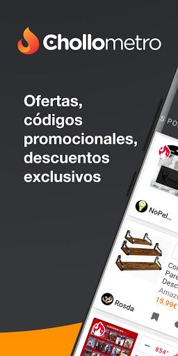 Chollometro u2013 Chollos, ofertas apktram screenshots 1