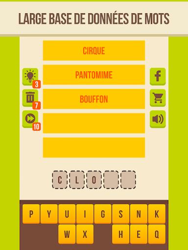 Devinez le mot - 5 indices android2mod screenshots 6