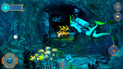 Raft Survival Ocean-Explore Underwater World Games android2mod screenshots 11
