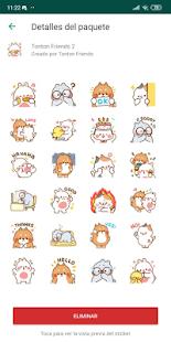 Tonton Friends Stickers for WA 2.0 Screenshots 3
