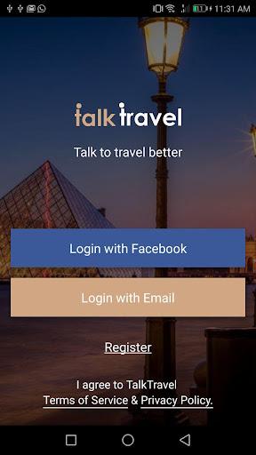 Talk Travel 2.4 Screenshots 1