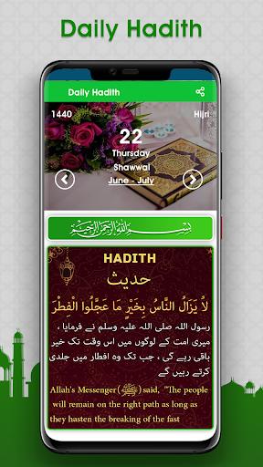 Prayer Times : Salah Time & Qibla Direction 8.1 Screenshots 14