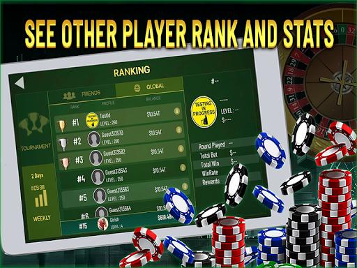 Roulette - Live Casino  screenshots 8