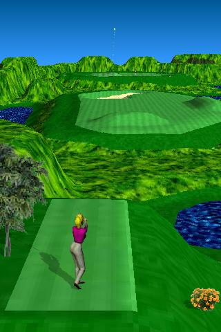 Par 3 Golf II Lite apkpoly screenshots 2