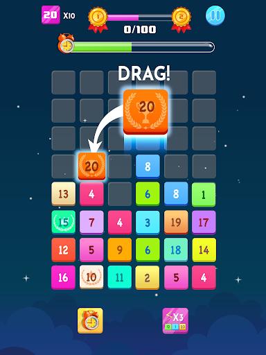Number Blocks - Merge Puzzle 1.18.2 screenshots 5
