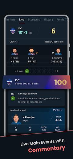 Cricket Exchange - Live Score & Analysis apktram screenshots 3