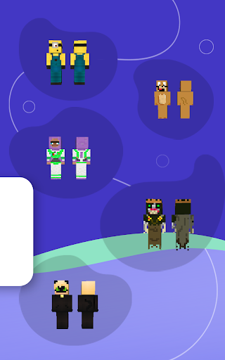 Cartoon Skins  screenshots 4