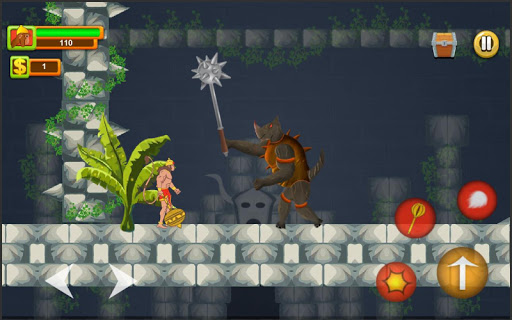 Hanuman Adventures Evolution screenshots 20