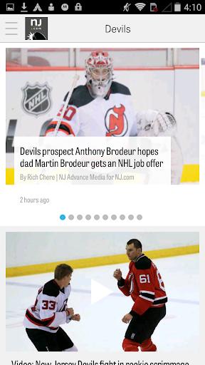 nj.com: new jersey devils news screenshot 1