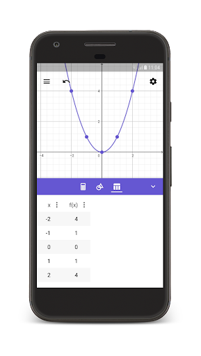 GeoGebra Graphing Calculator 5.0.614.0 screenshots 2