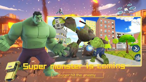 Super City Herouff1aCrime City Battle android2mod screenshots 2