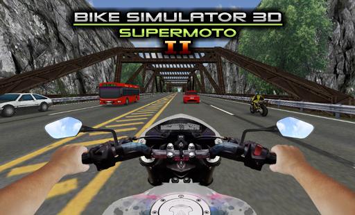 Bike Simulator 2 Moto Race Game screenshots 13
