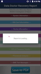 Mobile Investigation Forensics Report Maker PRO