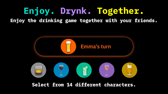 Drynk – Board and Drinking Game 4