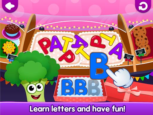 Funny Food!ud83eudd66learn ABC games for toddlers&babiesud83dudcda 1.8.1.10 screenshots 10
