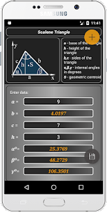 Geometryx: Geometry – Calculator 3.0 Apk 4