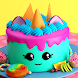 Cake maker - Unicorn Cooking Games for Girls - Androidアプリ
