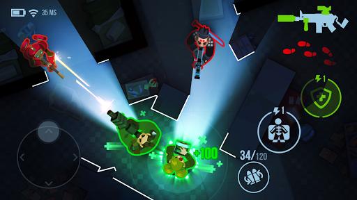 Code Triche Bullet Echo (Astuce) APK MOD screenshots 5
