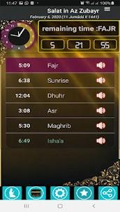 Prayer Timings Muslim Salatuk 3