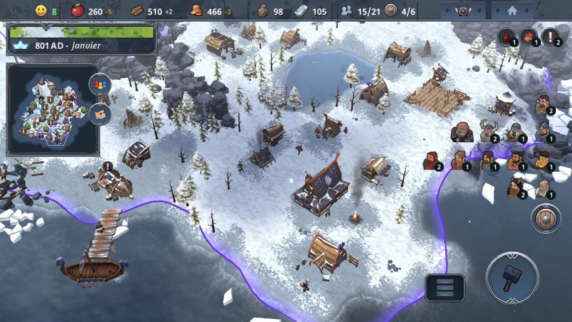 Northgard APK 1.5 2